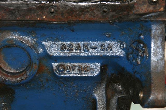 Colorado Pantera Club: Ford 351 Cleveland Rebuild