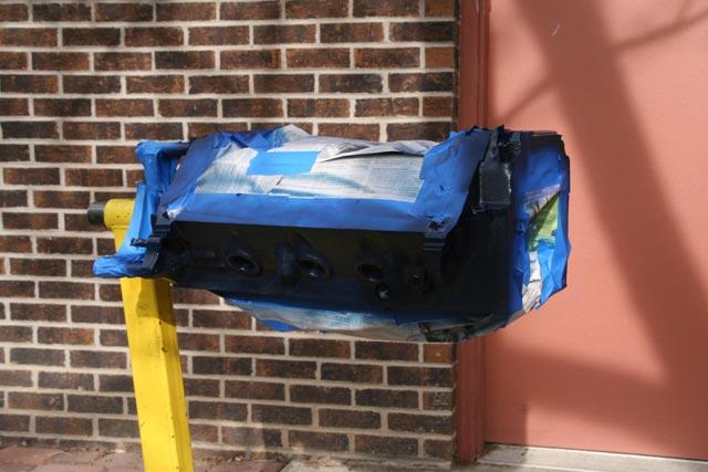 Colorado Pantera Club: Ford 351 Cleveland Rebuild - The Bottom End