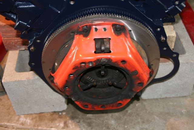 Colorado Pantera Club: Ford 351 Rebuild - Installation